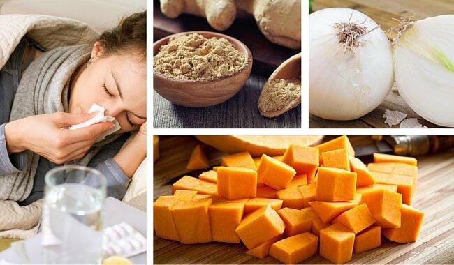 consejos sobre nutrición y salud – combate el resfriado común