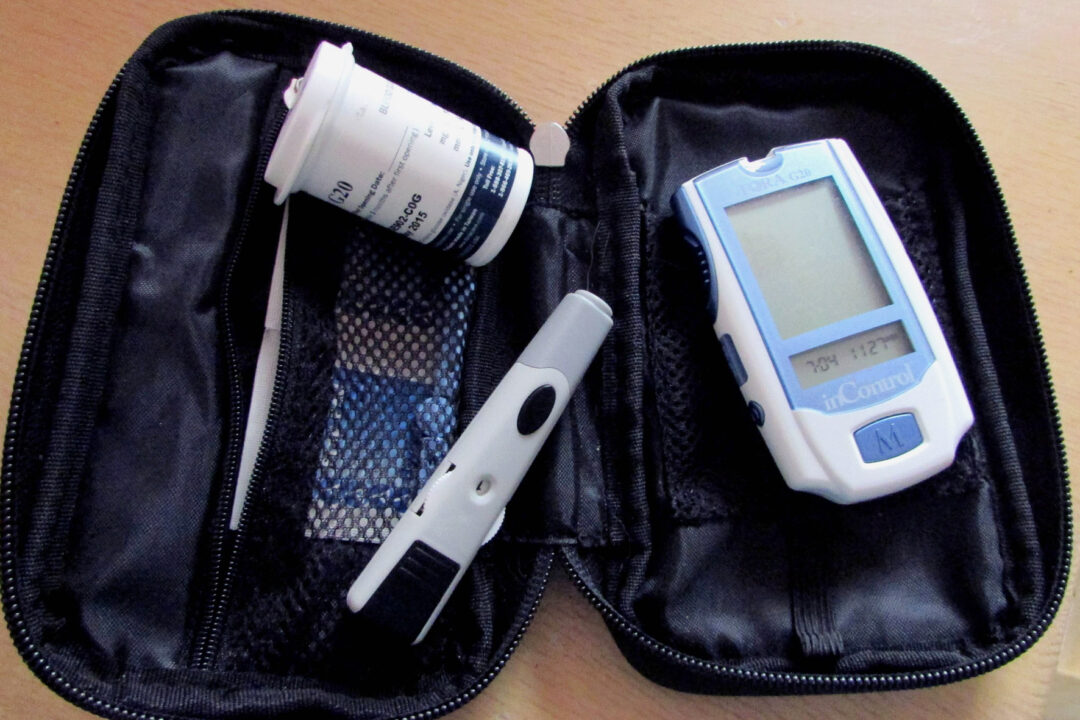 viajar con diabetes