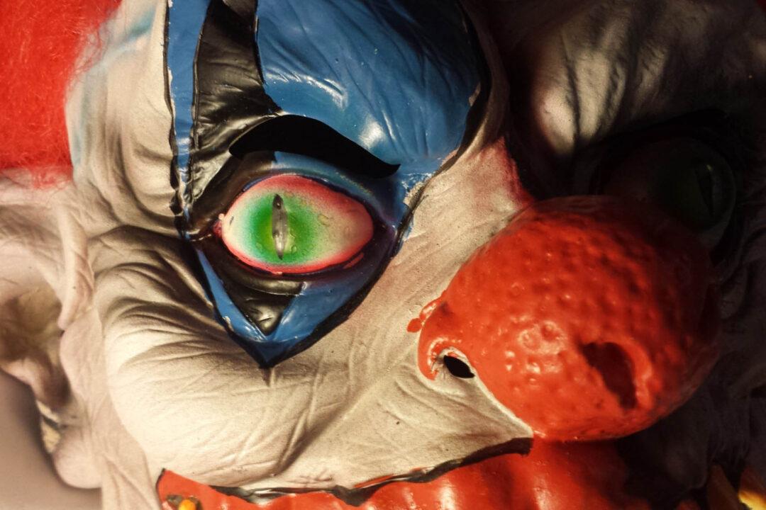 Coulrofobia: miedo a los payasos