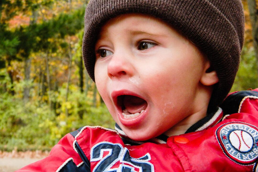 Mocos en niños y bebés